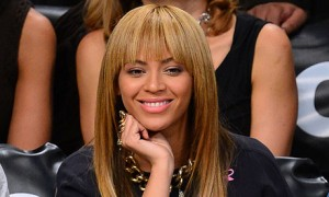 Beyonce in November 2012