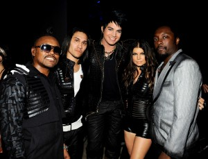 American Idol Season 8 Results Show - Backstage