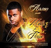 Arson CD Cover