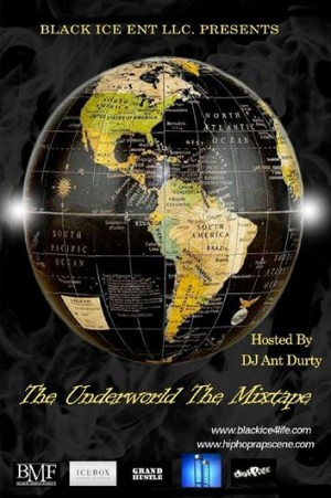 The Underworld The Mixtape Cover